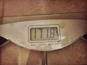 Starting Weight